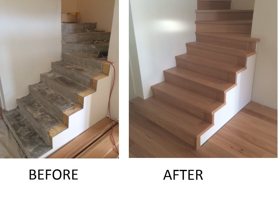 spotted gum 11 before-after