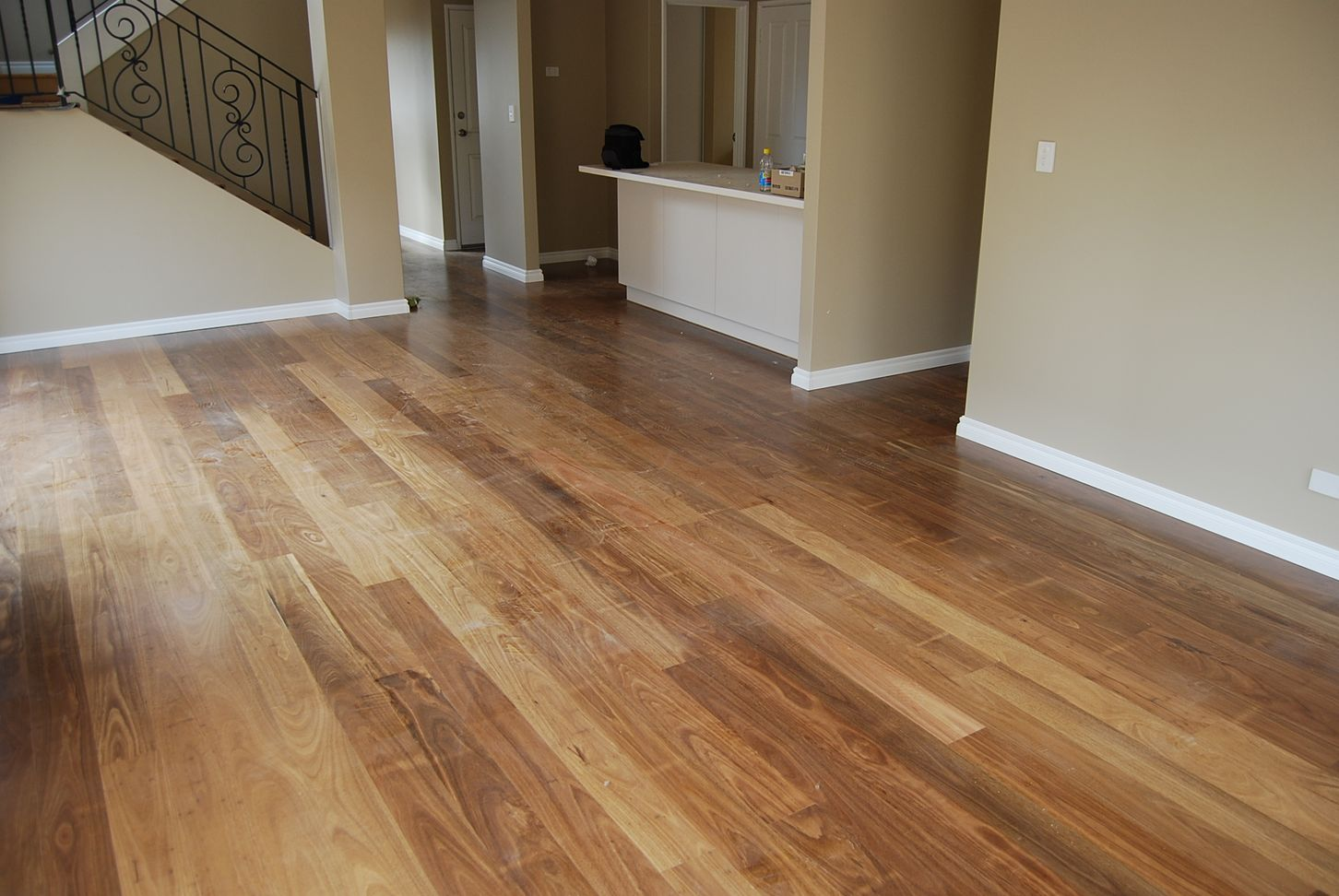 Timber flooring carpentry construction services perth for Prefinished timber flooring